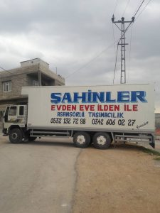 Gaziantep Evden Eve Taşımacılık Firmaları'nda Yenilikler